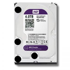 Ổ cứng HDD Western 4TB Purz