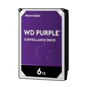 Ổ cứng HDD Western 6TB Purz