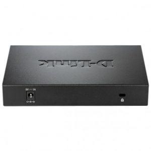 Thiết bị chuyển mạch Switch D-Link 8 ports Giga DG S108