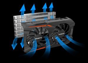 Card màn hình GIGABYTE GeForce GTX 1050 3GB GDDR5 OC