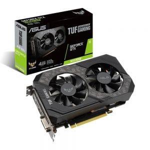 Card màn hình ASUS TUF Gaming GeForce GTX 1650 SUPER OC Edition 4GB GDDR6