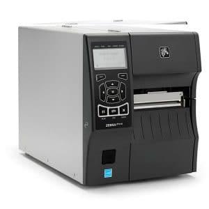 Máy in mã vạch Zebra TT Printer ZT410
