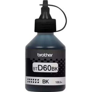 Bộ mực in phun Brother BT-D60BK (BT5000CMY)