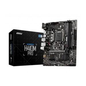 Mainboard MB MSI H410M A PRO