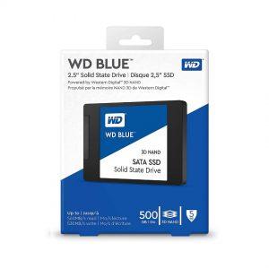 Ổ cứng SSD WD 500Gb BLUE