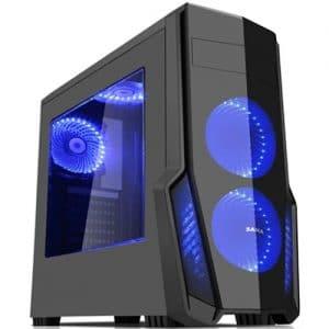 Thùng case máy tính SAMA JAX 10