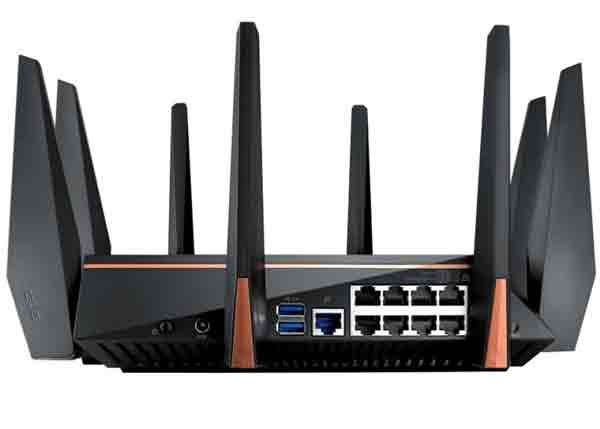 Router Asus AC5300 8 Ăng-ten 1