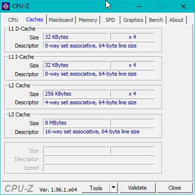 Cách kiểm tra thông số máy tính