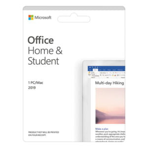 Phần mềm Microsoft Office Home and Student 2019 (79G-05143)